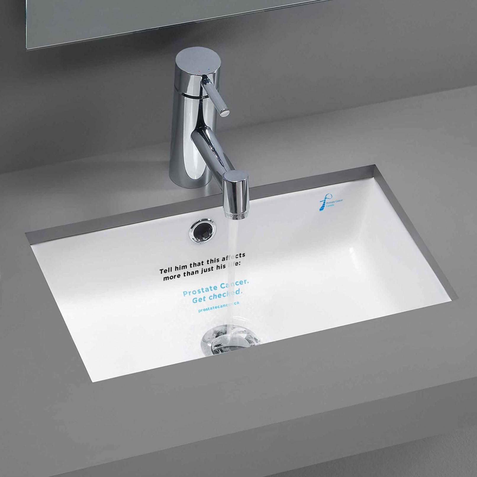 Alluring 80 Undermount Bathroom Sink Canada Decorating
