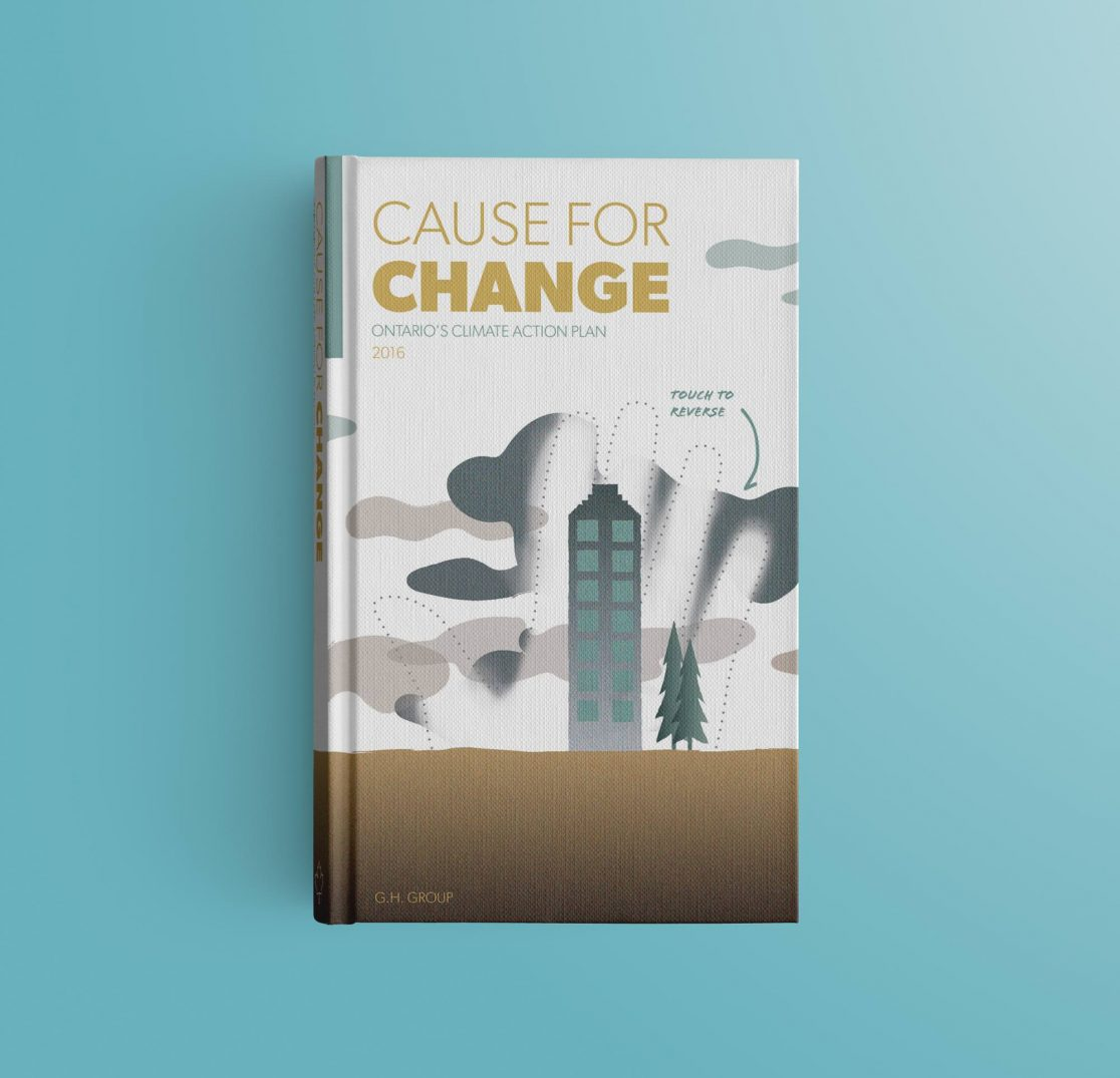 Cause For Change Book Cover
